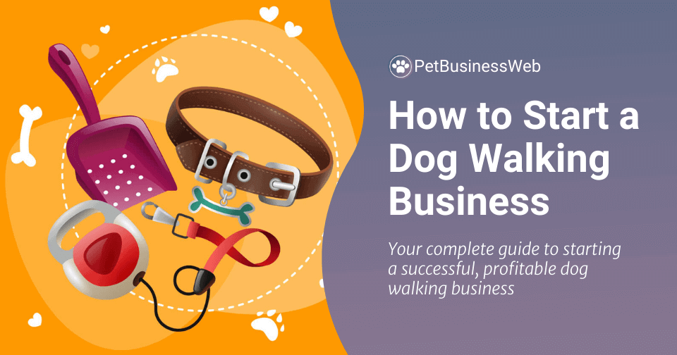 How To Start A Dog Walking Business